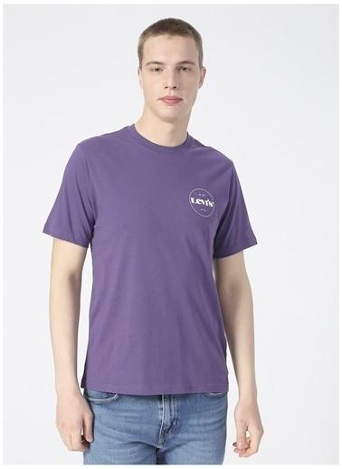 Levi's® Tişört Mor